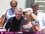Video – Britney Spears, Treffen mit den Schwiegereltern in Spe!: Läuten bei Britney bald die Hochzeitsglocken?
