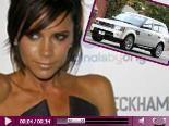 Video – Victoria Beckhams neuer Job: Männer aufgepasst! Posh designt jetzt für Range Rover!