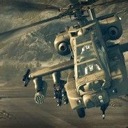 Winnetou´s Kriegsbeil: Apache Air Assault
