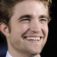 Robert Pattinson besucht die Golden Globes