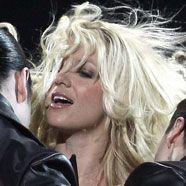 Britney Spears besucht Köln