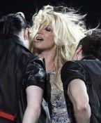 Britney Spears kommt nach Europa