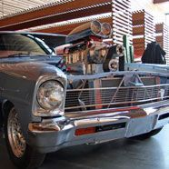 15. American Graffiti US Car & Bike Show