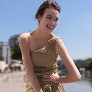 Serbisches Topmodel Aleksandra Zdero wechselt zu Wiener Agentur Jademodels