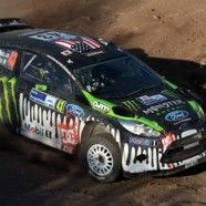 Youtube-Star Ken Block in Wien
