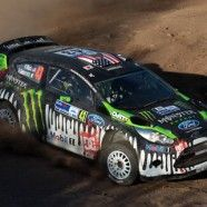 Ken Block: Gymkhana World Tour 2011
