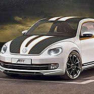 Abt veredelt den neuen VW Beetle