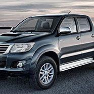 Toyota: Mehr Komfort für Hilux-Fahrer