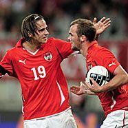 Österreich verliert mit 1:2