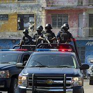 Mexikos Drogenkrieg bringt Journalisten zum Schweigen