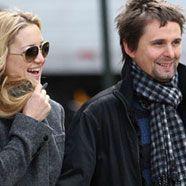 Matt Bellamy und Kate Hudson: Erstes Foto vom kleinen Sohn