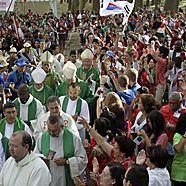 Katholischer Weltjugendtag in Madrid beginnt