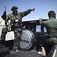 Gaddafi-Truppen schossen erstmals Scud-Rakete ab