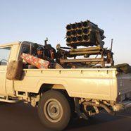 Libysche Rebellen melden Einnahme von Ölhafen Brega