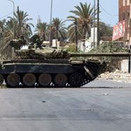 Libyen: Loyalität von engstem Kreis um Gaddafi offenbar im Wanken