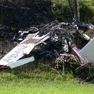 Flugzeug im Salzburger Lungau abgestürzt: Zwei Tote