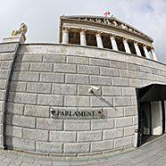 Geiselnahme in Parlament beendet