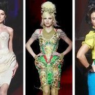 Jean Paul Gaultier: Modische Hommage an Amy Winehouse