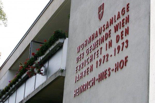 Manche Gemeindebauten von Wiener Wohnen bröckeln dem Kontrollamt zu schnell vor sich hin.