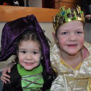 Kinderfasching in Langenegg
