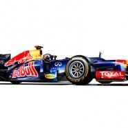 Red Bull enthüllte RB8