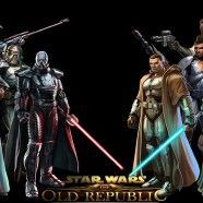 Die Macht gegen WoW: Star Wars the Old Republic