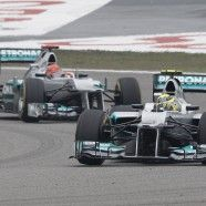 Rosberg-Triumph in China!