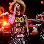 Party-Rock in Wien: LMFAO live in der Wiener Stadthalle