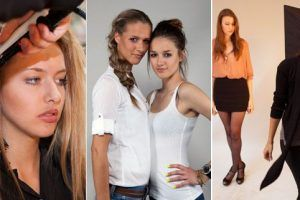 Elite Model Look Austria: Das war das Casting in Linz