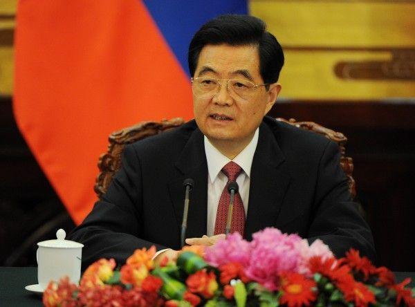 Hu Jintao steht hinter Chinas Verbündeten Iran.