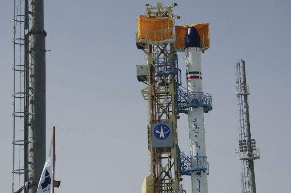 Irans Raketenprogramm könnte nach Ansicht eines Beraters schon bald auch einem anderen Zweck dienen.