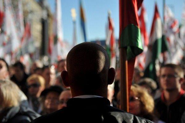 Jobbik macht gegen Homosexuelle mobil.
