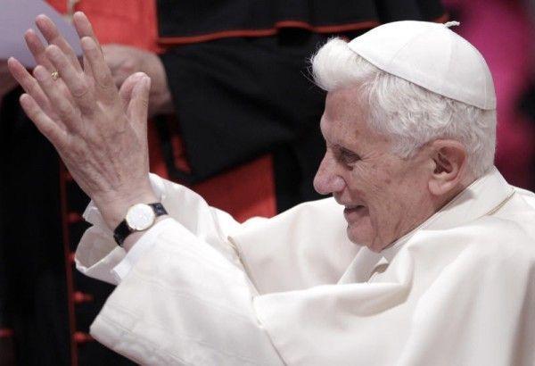 Der Papst ist Staatsoberhaupt des Vatikans