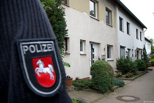 Vater in Niedersachsen soll seine vier Kinder getötet haben