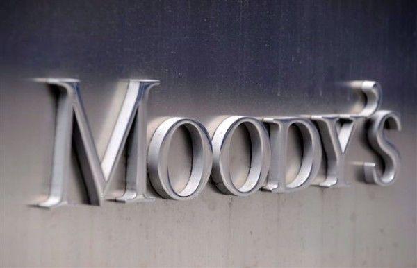 Ratingagentur Moody's stufte 15 Großbanken ab.