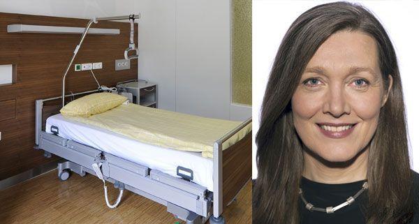 Am Dienstag wurde offiziell verkündet, dass Sigird Pilz die neue Wiener Pflege- und Patientenanwältin ist.
