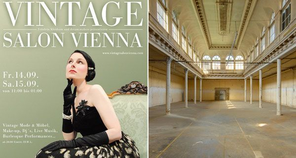 Erster Vintage Salon Vienna - September 2012