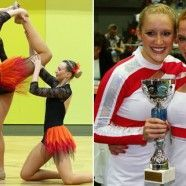 Austrian International Open 2012: Millenium Dancers räumten bei Cheerleading-Tunier ab