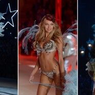 Victoria's Secret 2012: Heiße Fashion-Show in New York
