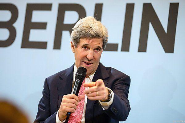 Kerry zu Gast in Deutschland