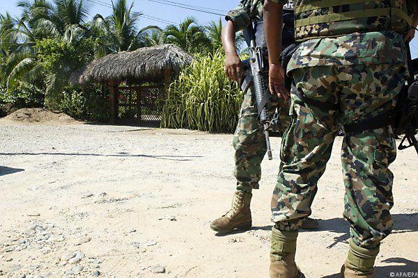 Militär und Polizei weitgehend machtlos