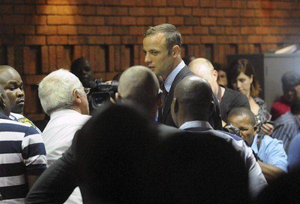 Pistorius brach vor Gericht in Tränen aus