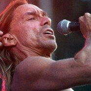 Iggy Pop & The Stooges geben Konzert in der Wiener Arena