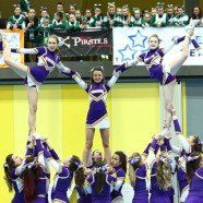 Austrian International Open 2013: Athletische Cheerleading-Show in Schwechat