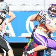 Vienna Vikings besiegten Raiders in Final-Neuauflage