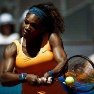 Rafael Nadal und Serena Williams siegten in Madrid