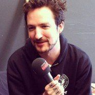 Interview mit Frank Turner am Seaside Festival 2013