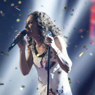 Song Contest: Natália Kelly hatte erste Probe in Malmö