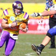 Football: Der Charity Bowl XV in Wien
