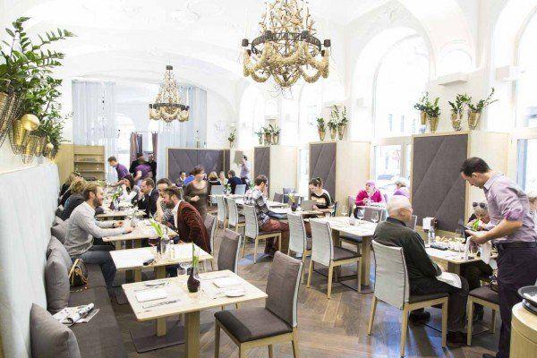 Vegane und vegetarische Lokale in Wien: Ein neuer Trend macht sich breit